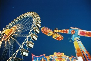 Riesenrad auf dem Oktoberfest © Michael Nagy, Presseamt München