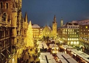 Marienplatz Weihnachtsmarkt.Der Münchner Christkindlmarkt Am Marienplatz Der München Blog