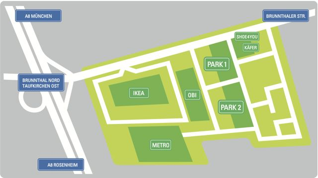 nymphenburger schloss parken