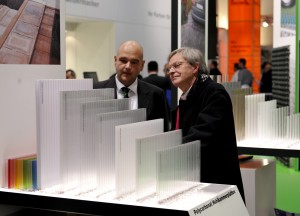 Impressionen von der Bau 2011