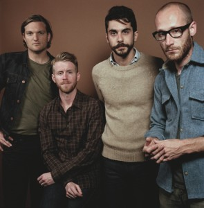 Cold War Kids in der Backstage Halle