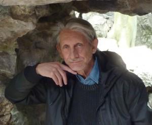 Der spanische Regisseur Basilio Patina
