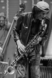 Jazz Lines München 2011. Mit dabei: Gunter Hampel
