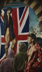 Cool Britannia von Anton Höger