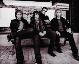 Bon Jovi auf Greatest Hits-Tour im Olympiastadion