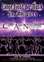 Cafe am Nordbad mit karibischer Musik im Rahmen der langen Nacht der Musik