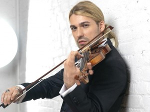 David Garrett live in der Olympiahhalle, Mnchen