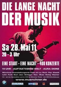 Die lange Nacht der Musik 2011 in München
