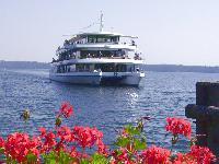 Das goldene und musikalische Traumschiff vom Starnberger See