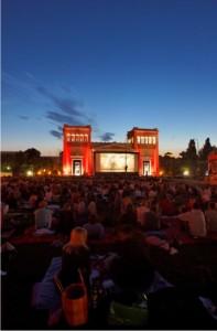 TNT Kino Open Air am Königsplatz, München