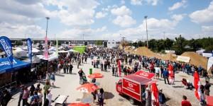 Großer Erfolg für die Bike Expo 2011 auf dem Gelände der Neuen Messe München