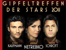 Gipfeltreffen der Stars 2011 in München