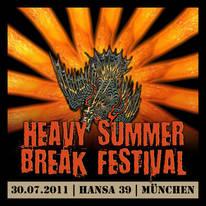 Heavy Summerbreak Festival 2011 im Feierwerk, München