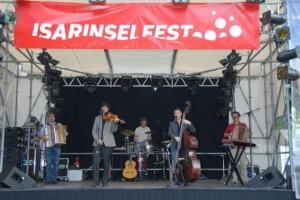 Isarinselfest in München