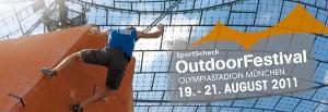 Outdoorfestival im Olympiastadion München