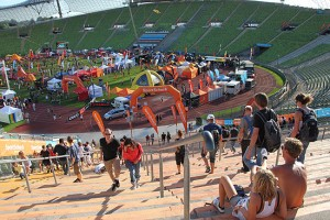 Stadt München organisiert Erlebnisprogramm beim Outdoorfestival