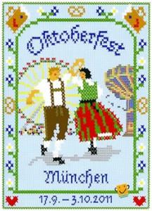 Oktoberfest 2011auf der Theresienwiese in München