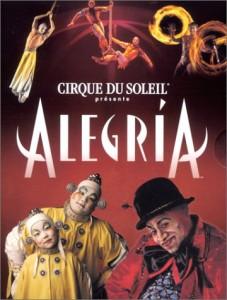 Cirque du Solei in der Olympiahalle München