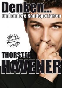 Thorsten Havener live im Theaterzelt Das Schloss München