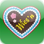 Das Logo einer Wies'n App