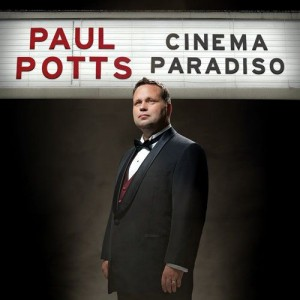 Paul Potts Cinema Paradiso