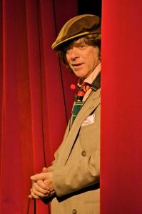 Helge Schneider wird im Münchner Volkstheater der Große Karl Valentin Preis verliehen