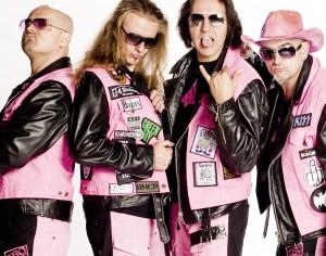 Die Fun-Rocker von J.B.O. werden die Metaler im Backstage Werk in München ordentlich aufs Korn nehmen