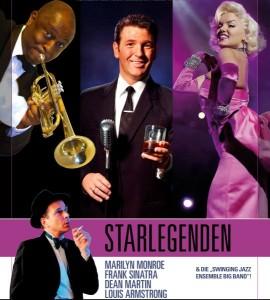 Das Deutsche Theater München präsentiert Starlegenden