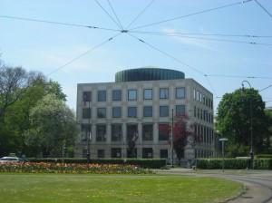 Das Amerika Haus München ist Veranstaltungsort der Schüleraustausch Messe