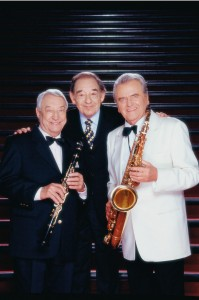 Die Swing Legenden sind im April und Mai zu Gast in der Philharmonie in München