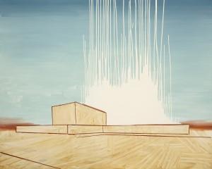 Das Haus der Kunst in München präsentiert eine Ausstellung über das Schaffen von Wilhelm Sasnal
