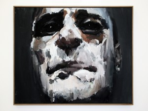 Die Galerie Martin Mertens präsentiert eine Kunstausstellung über das Schaffen von Santiago Ydáñez