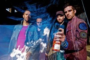 Coldplay sind im September 2012 live im Olympiastadion München zu erleben