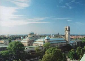 Das Deutsche Museum München – Ansicht von Nordwesten