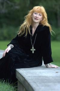 Loreena McKennitt im April 2012 live in der Münchner Philharmonie