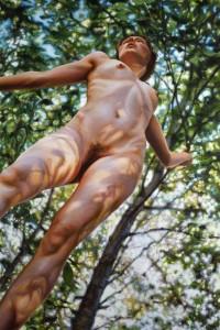 Susannah Martin - Study for Amazon