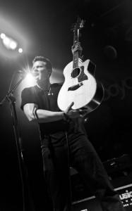 Tyler Ward tritt 2012 gleich sowohl im Backstage Werk als auch im Kesselhaus in München auf