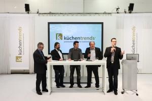 Küchentrends auf der M,O,C, München