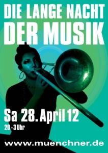 Die Lange Nacht der Musik 2012 in München