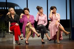Heiße Zeiten - Die Wechseljahre-Revue im Deutschen Theater in München