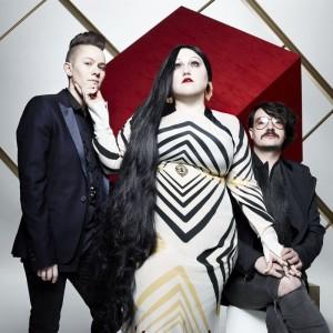 Gossip im November live im Zenith in München