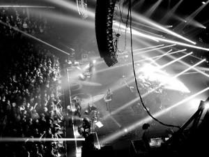 Simple Minds 5X5 Live Tour Brüssel München Tonhalle