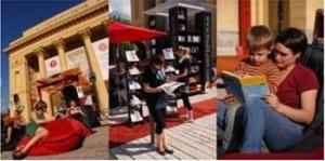 München verwandelt sich in ein Wohnzimmer: Stadtlesen 2012