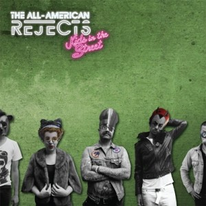 All-American Rejects - Kids in the Street Cover