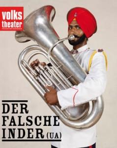 Der falsche Inder im Volkstheater München