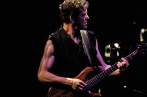 Erleben Sie Lou Reed live auf dem Tollwood Sommerfestival 2012 in München