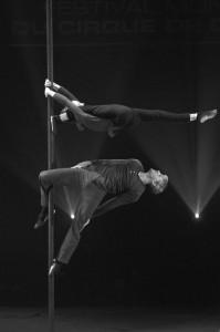 Das GOP Varieté-Theater München präsentiert TraumTänzer mit Heloise und William