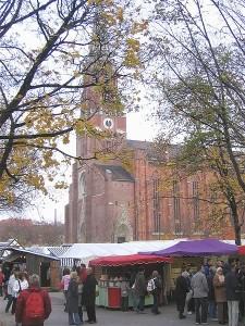 Auer Dult Maiahilfkirche München