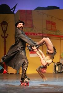 La fête Antoine und Julie Carabinier Lépine GOP Varieté-Theater München
