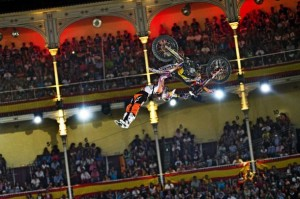 Red Bull X-Fighters Levi Sherwood
